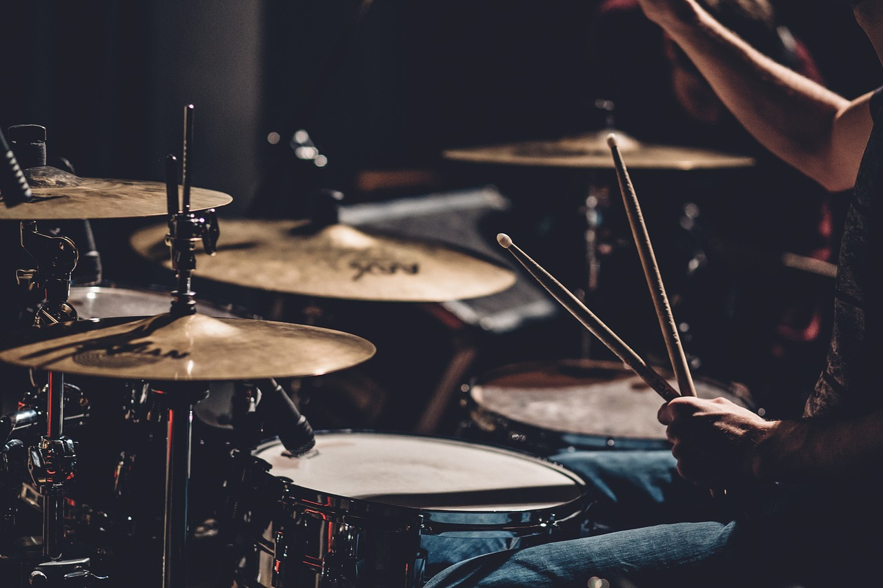 Drumkit, Rock kit, Drum Tab, Drum notation