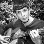 Spock Illogical Guitar