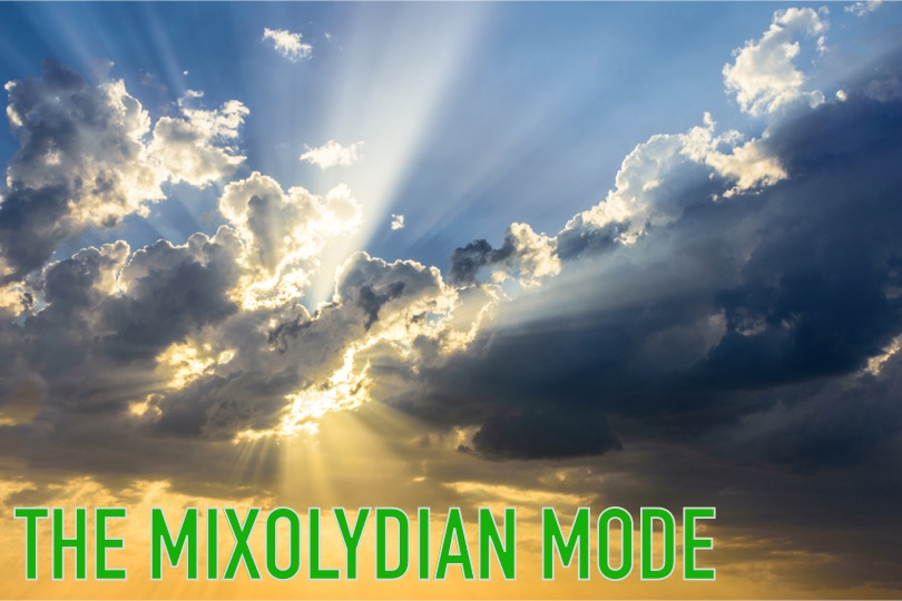 Mixolydian Mode Song Examples