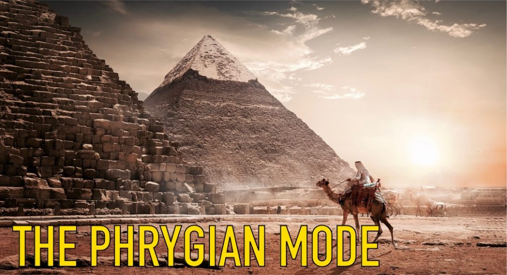 Phrygian Mode Song Examples